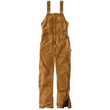 Carhartt Women's Wildwood Insulated Bib Overall