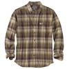 Carhartt Hamilton Plaid Long Sleeve Shirt