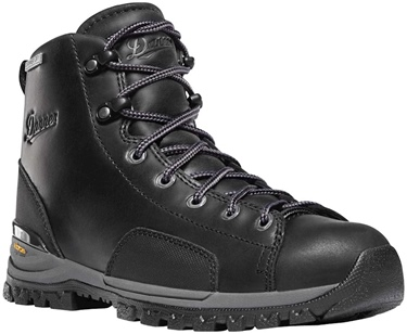 "Women's Danner 5"" Nmt Stronghold Boot-Blk"