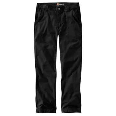 Carhartt Rugged Flex Rigby Dungaree - Black