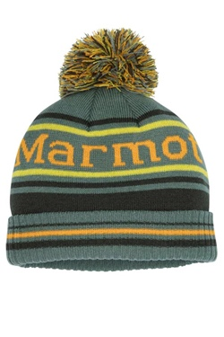 Marmot Kid's Retro Pom Hat