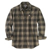 Carhartt Hubbard Long Sleeve Flannel Shirt