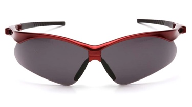 Pyramex Pmxtreme Safety Glass - Gray/Red