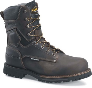 "Carolina Men's 8"" Waterproof 800g Insulated Composite Toe"