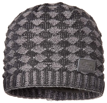 Screamer Kid's Mini Waffle Beanie