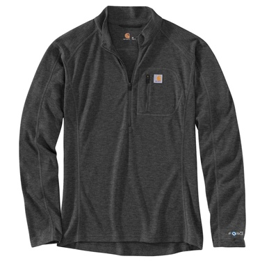 Carhartt Base Force Heavy Poly/Wool 1/4 Zip