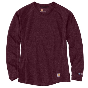 Carhartt Women's Base Force Heavyweight Crew