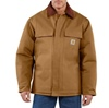 Carhartt Men's Duck Traditional Arctic Lined Coat Tall Sizes