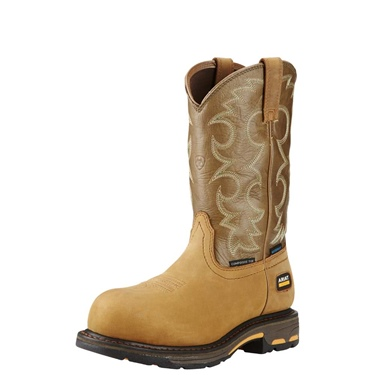 Ariat Women's Comp Toe  Workhog Pull-On H2O