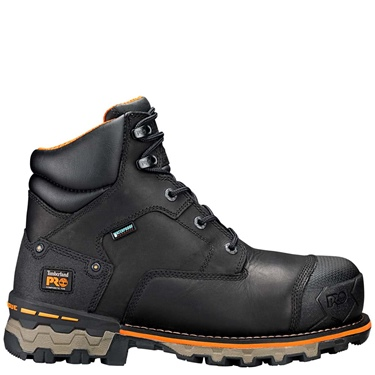 "Timberland Pro Men's  6"" Boondock Composite Toe Waterproof"