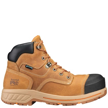 "Timberland PRO 6"" Comp Toe Helix HD Boot - Wheat"