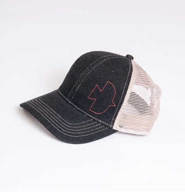 Dovetail Women's Embroidered Shop Cap