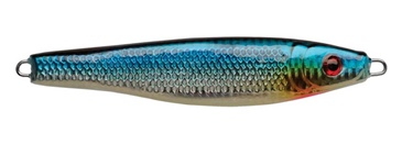 P-Line 9 Oz Hali-Drop Jig Chrome/Blue