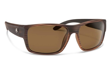 Forecast Optics Hunter - Matte Brown/Brown Lens