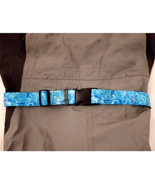 Fishe Wear Women's Cosmo Coho Belt