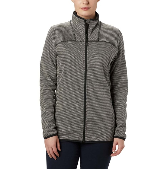 Columbia Women's Firwood Camp Striped Full Zip Fleece