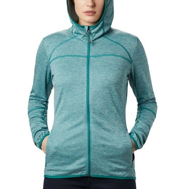 Columbia Women's Baker Valley Hooded Fleece - Extended