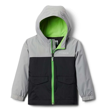 Columbia Boy's Rain-Zilla Jacket