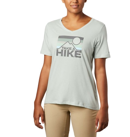 Columbia Women's Mount Rose Relaxed T-Shirt- Extended