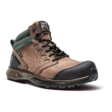 Timberland Pro Men's Composite Toe Reaxion Hiker Waterproof