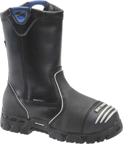 "Matterhorn Men's 10"" CT WP 400G Internal Metguard Welly"
