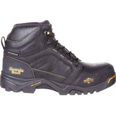 "Georgia Men's 6"" Comp Toe Aplitude Waterproof Boot"