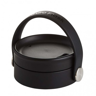 Hydro Flask Wide Miouth Sip Lid - Black