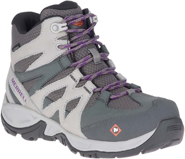 Merrell Women's Comp Toe Waterproof Siren Mid Hiker