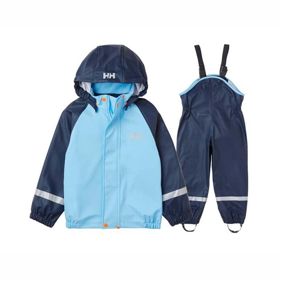 Helly Hansen Kid's Bergen Pu Rainset