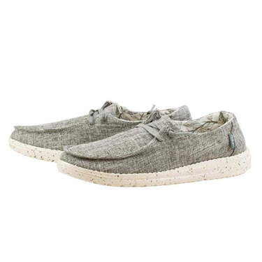 HEYDUDE Women's Wendy L Linen- Iron