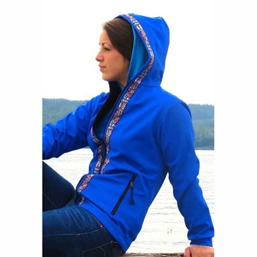 Copper River Women's Denali Jacket-Pac/Totem Brite