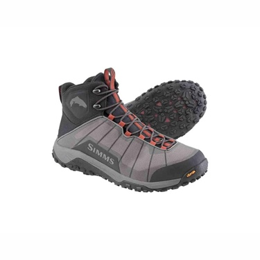 Simms Flyweight Boot Steel Gry