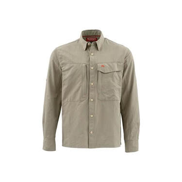 Simms Men's Long Sleeve Guide Shirt