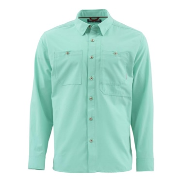 Simms Men's Double Haul L/S Shirt