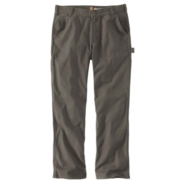 Carhartt Ruggedflex Relaxed Fit Duck Pant - Tarmac