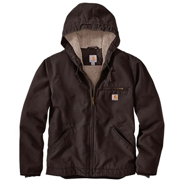 Washed Sherpa Lined Jacket B&T