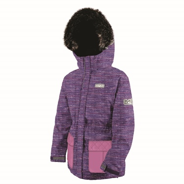 Girl's Activ8 Down Coat