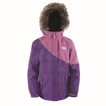 Girl's Activ8 Insulated Coat