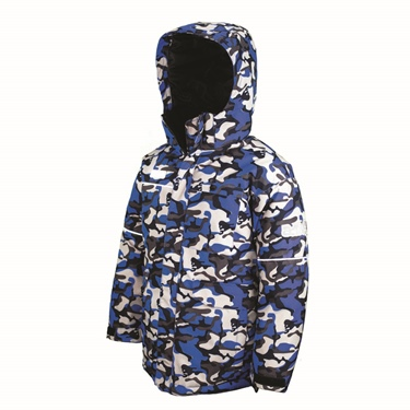 Boy's Activ8 Down Coat