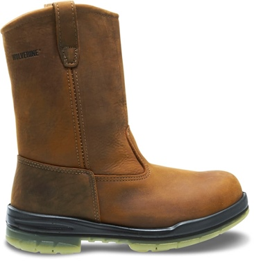 Wolverine Men's Steel Toe Insulated Waterproof Wellington