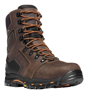 "Danner Men's 8"" NMT Vicious Brown"