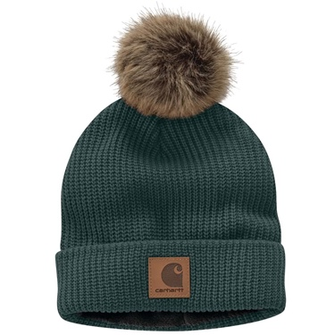 Carhartt Women's Knit Fleece Lined Hat