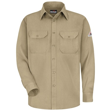 Bulwark Men's FR Uniform Shirt S-XL