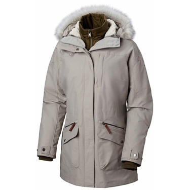 Columbia Women's Plus Carson Pass Interchange Jacket