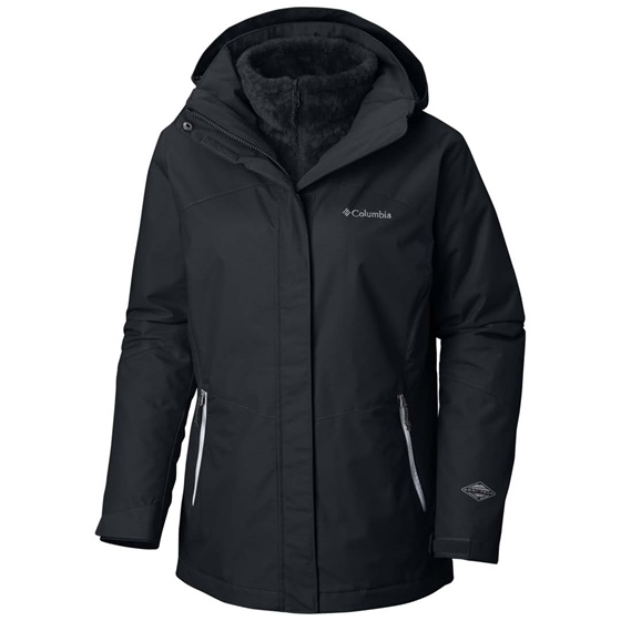 Columbia Women's  Bugaboo II Interchange Jacket