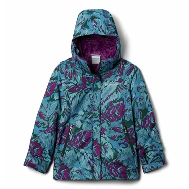 Columbia Youth Bugaboo II Fleece Interchange Jacket