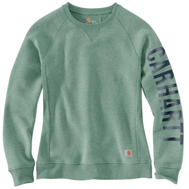 Carhartt Women's Crewneck Graphic Sweatshirt