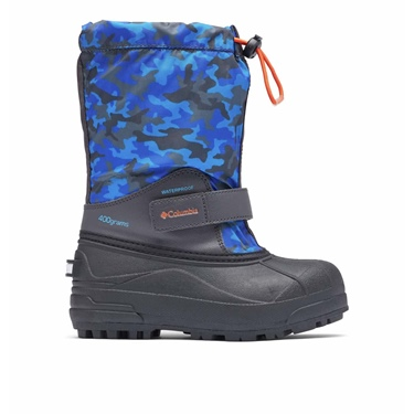 Columbia Children's Powderbug 40 Print Pac Boot