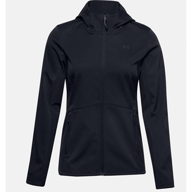 Under Armour Women's CGI Shield Hooded Full Zip