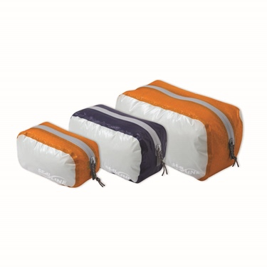 Sealline Blocker Zip Sack Med - Orange